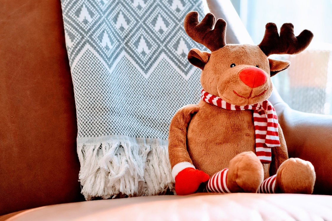 Toy,Deer,Stuffed Toy