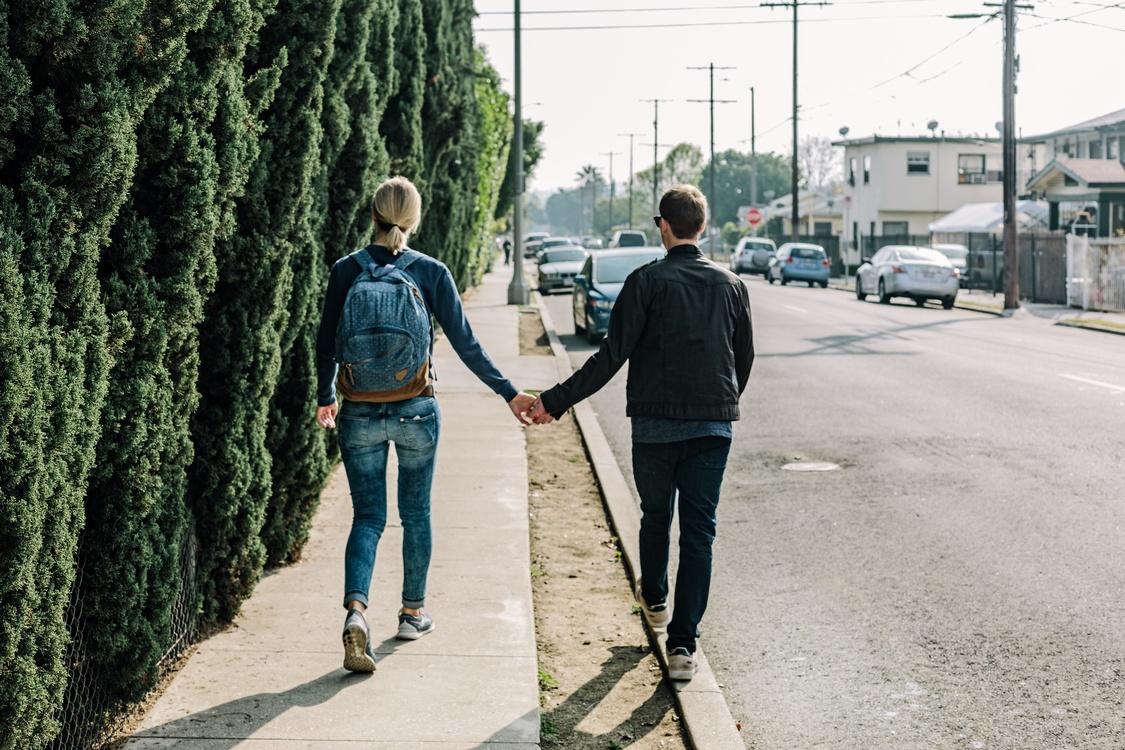 Walking,Recreation,Asphalt