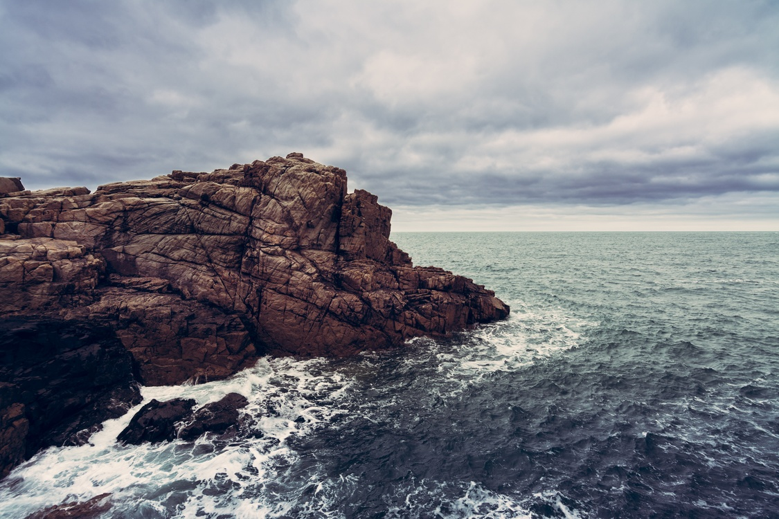 Terrain,Promontory,Headland