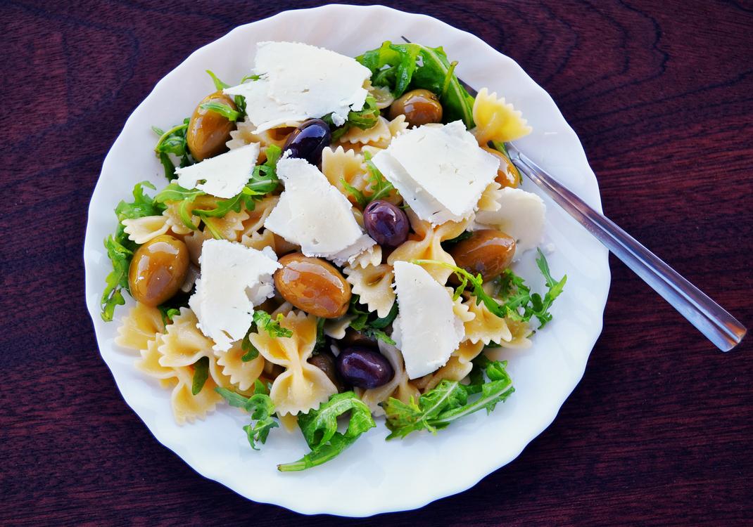 Cuisine,Vegetarian Food,Pasta Salad