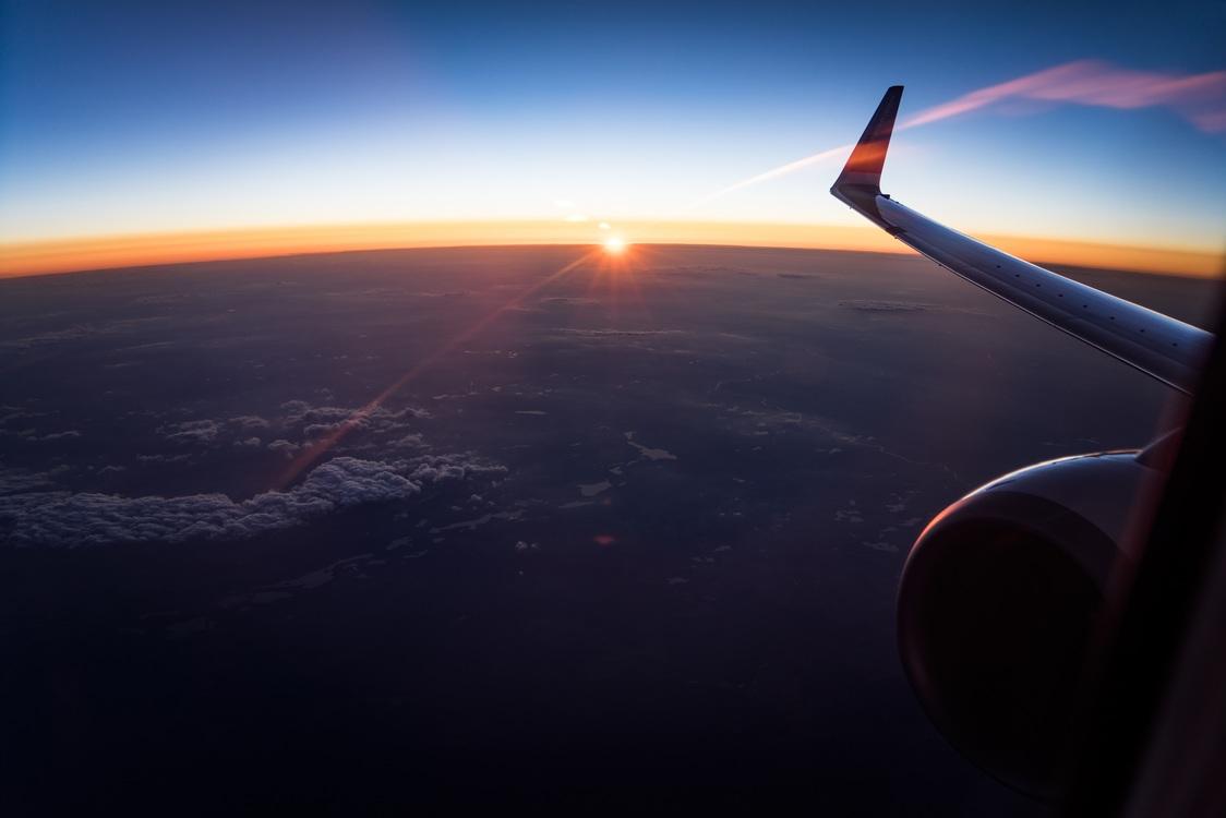 Atmosphere,Sunlight,Flight