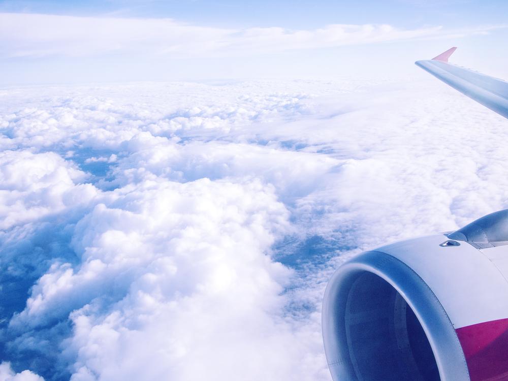 Atmosphere,Flight,Airliner
