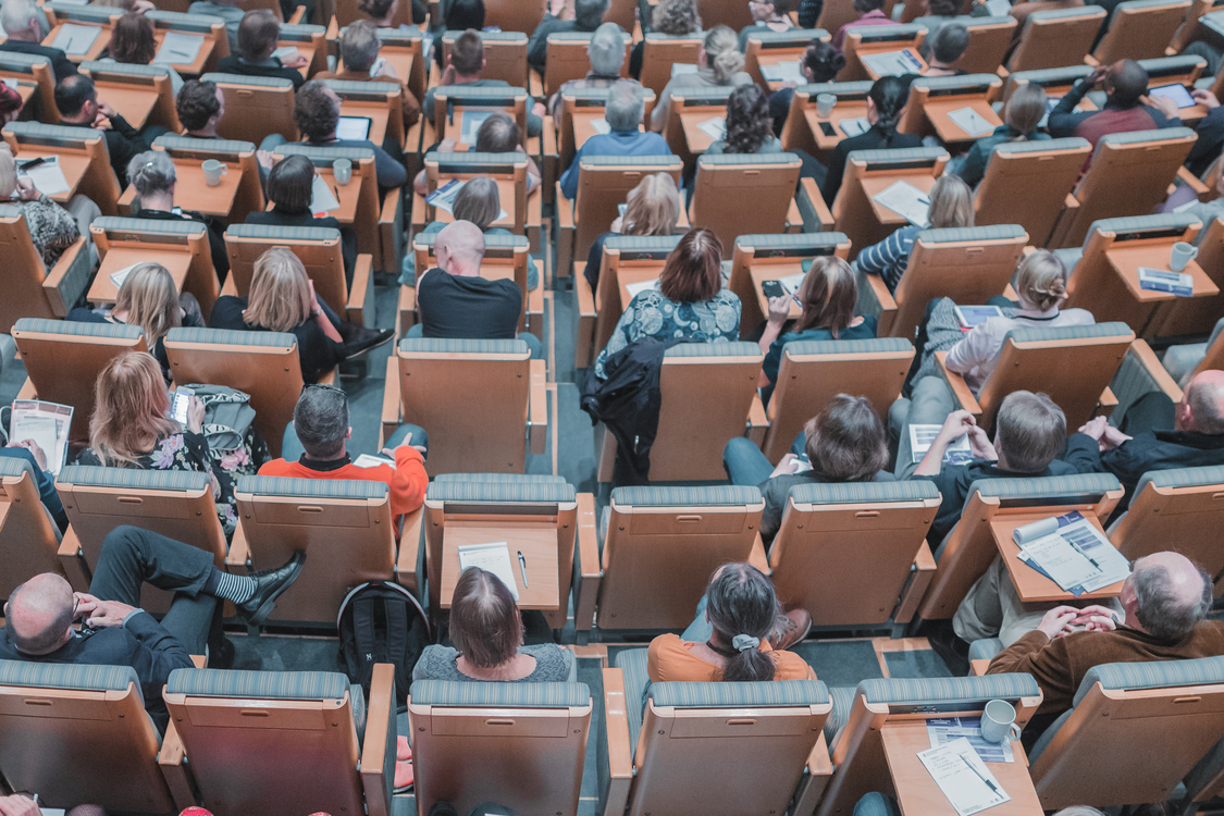 Audience,Crowd,Auditorium