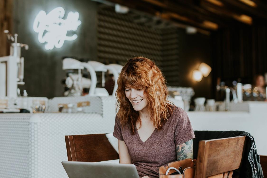 Human Behavior,Girl,Small Business