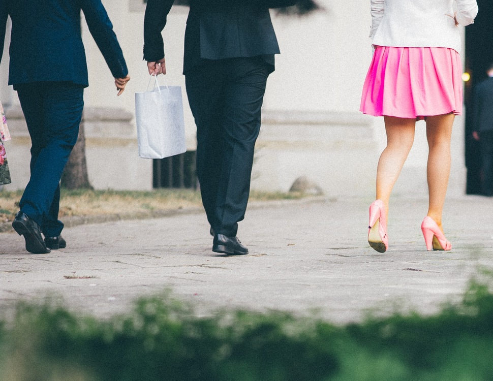 Pink,Ceremony,Leg