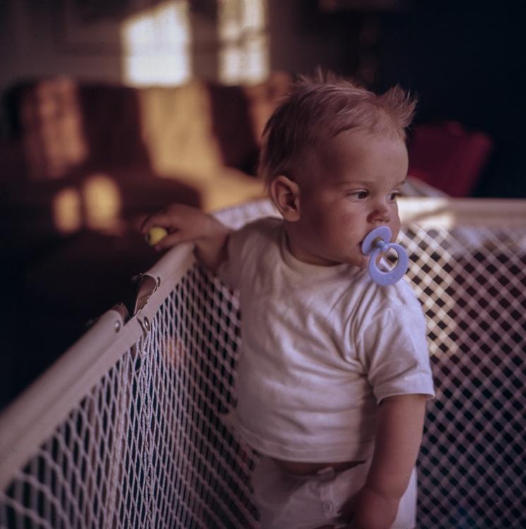 Boy,Ear,Infant