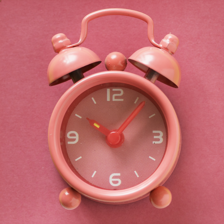 Pink,Alarm Clock,Home Accessories