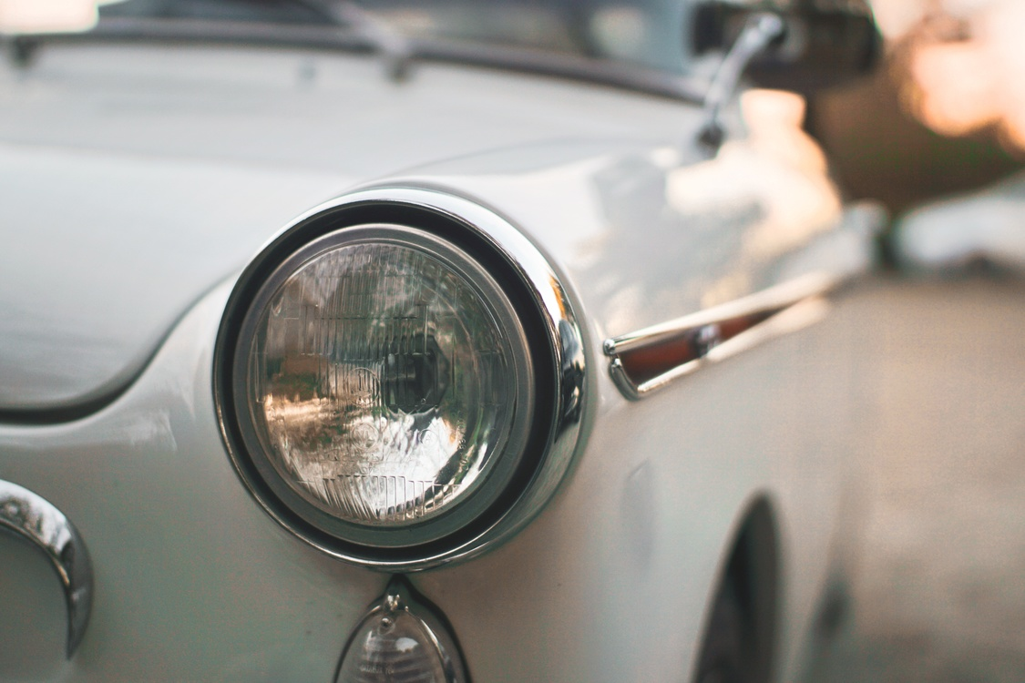 Family Car,Classic Car,Vintage Car