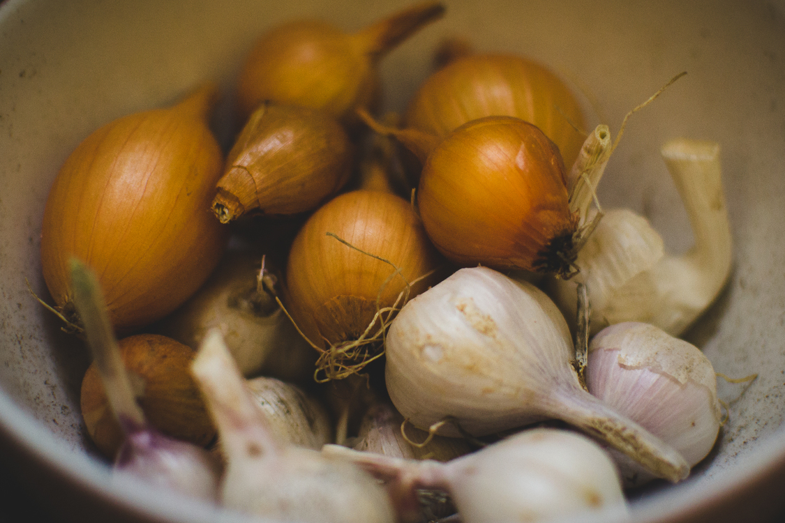 Vegetarian Food,Onion,Shallot