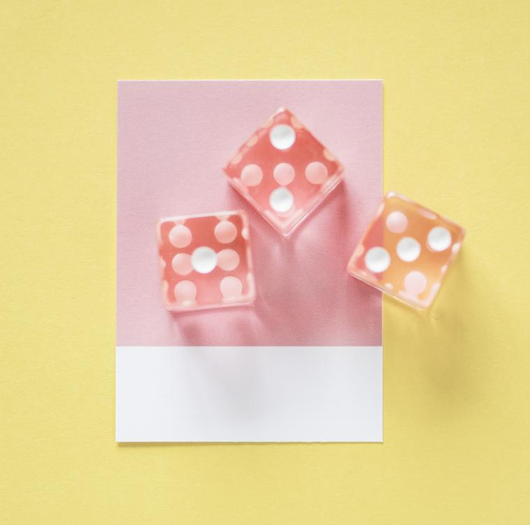 Pink,Dice,Dice Game
