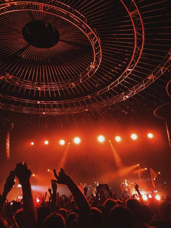 Darkness,Concert,Theatre