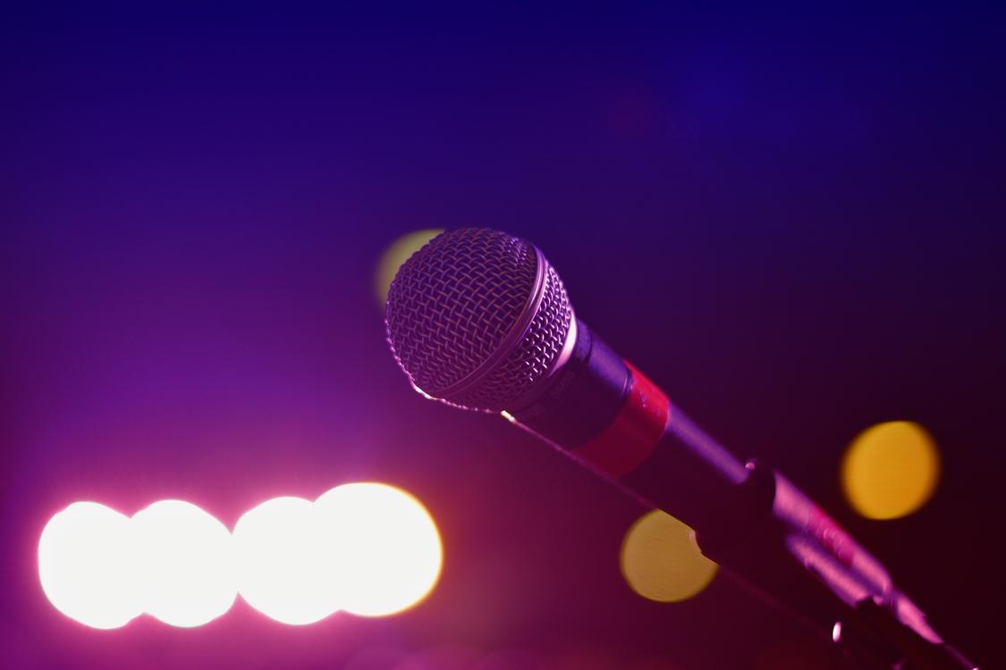 Microphone,Entertainment,Light