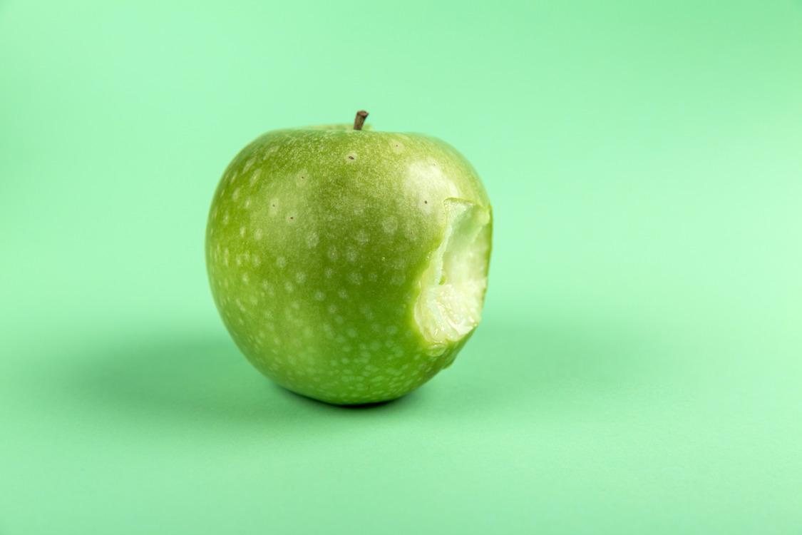 Apple,Granny Smith,Still Life Photography