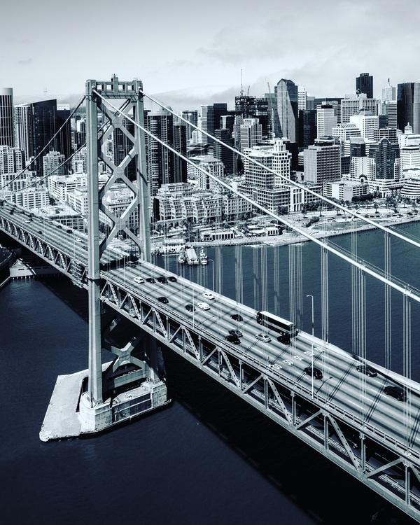 Steel,Bridge,Metropolis