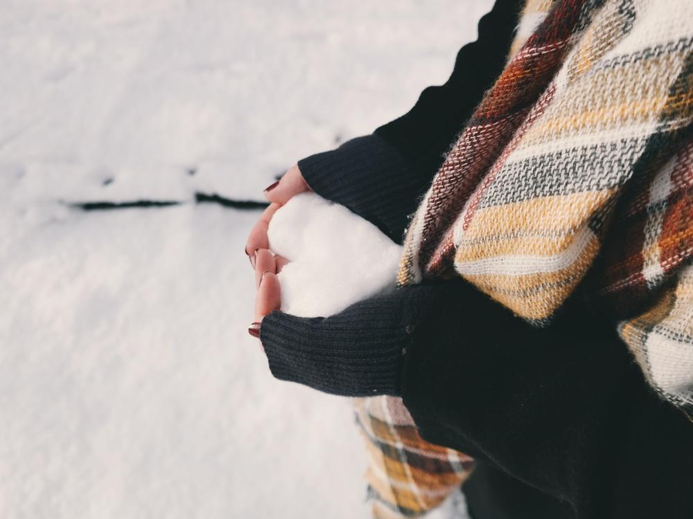 Winter,Jeans,Freezing