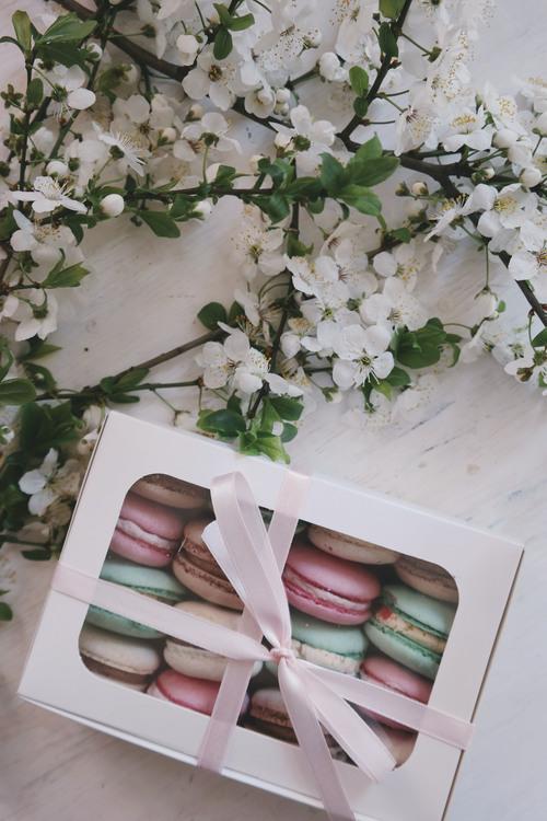 Flower,2018,Chocolate Cake