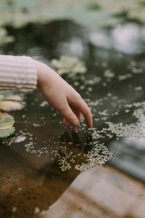 Water,Finger,Hand