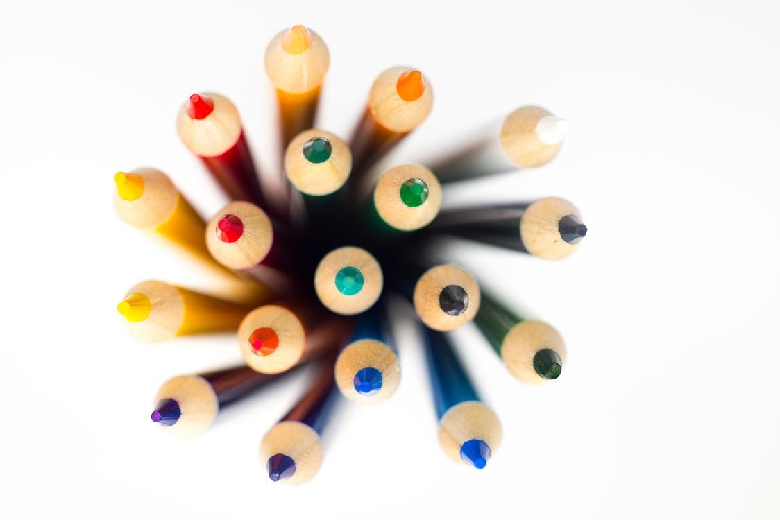 Pencil,Colored Pencil,Photography
