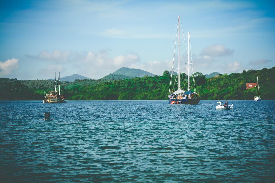Reservoir,Loch,Vacation