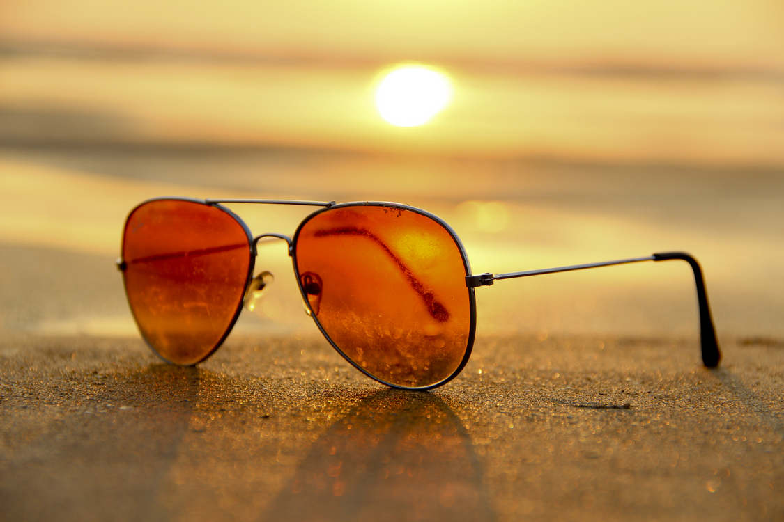Close Up,Sunglasses,Reflection