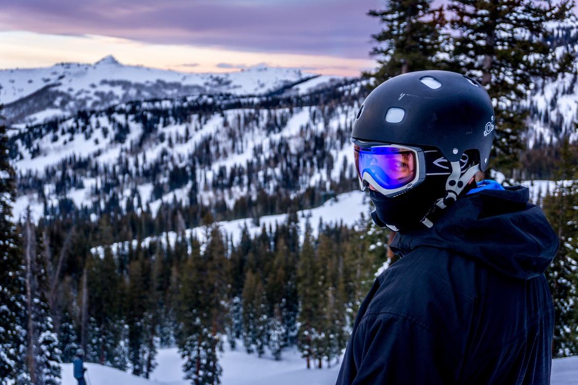 Helmet,Ski Helmet,Mountain Range