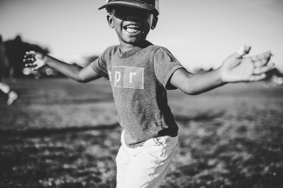 Monochrome Photography,Child,Human