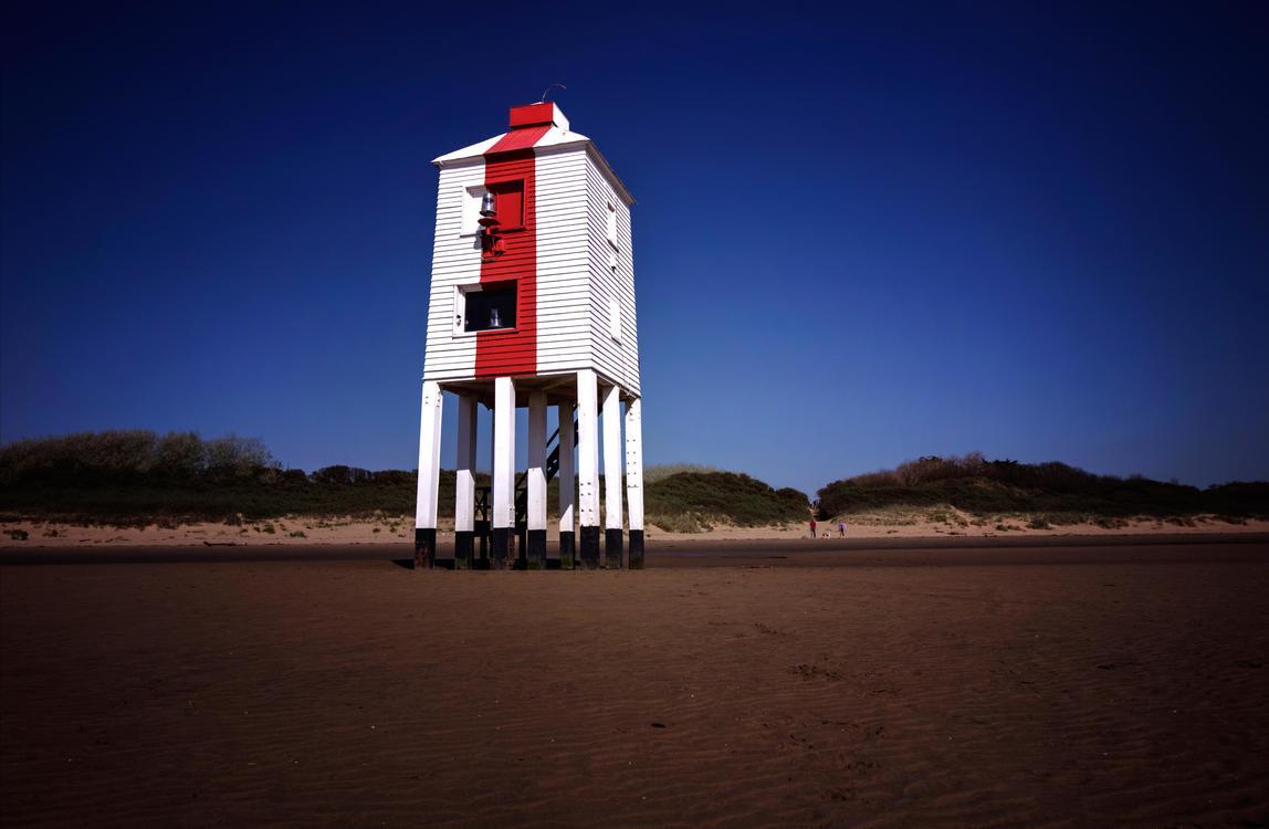 Lighthouse,Fixed Link,Sky