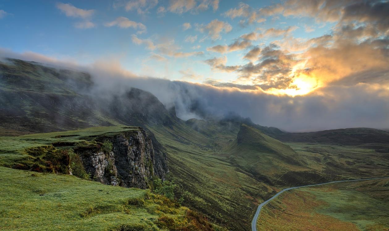 Scottish Highlands Flag Of Scotland Blog Desktop Wallpaper Free
