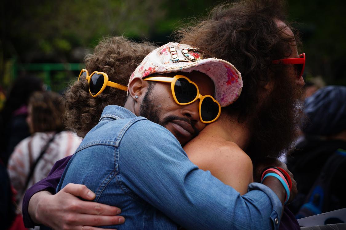 Female Non-monogamy Sunglasses Friendship Love