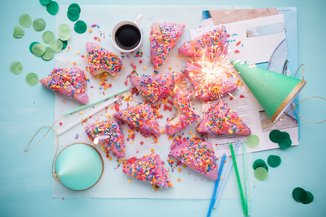 Sprinkles,Birthday Cake,Birthday