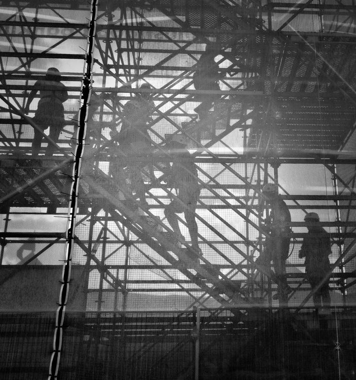 Building,Steel,Metropolis