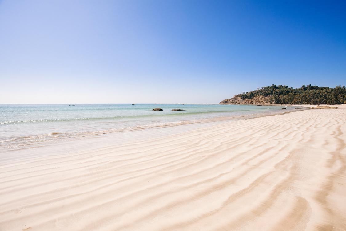 Shore Ngapali Beach Coast Hyper-V Security