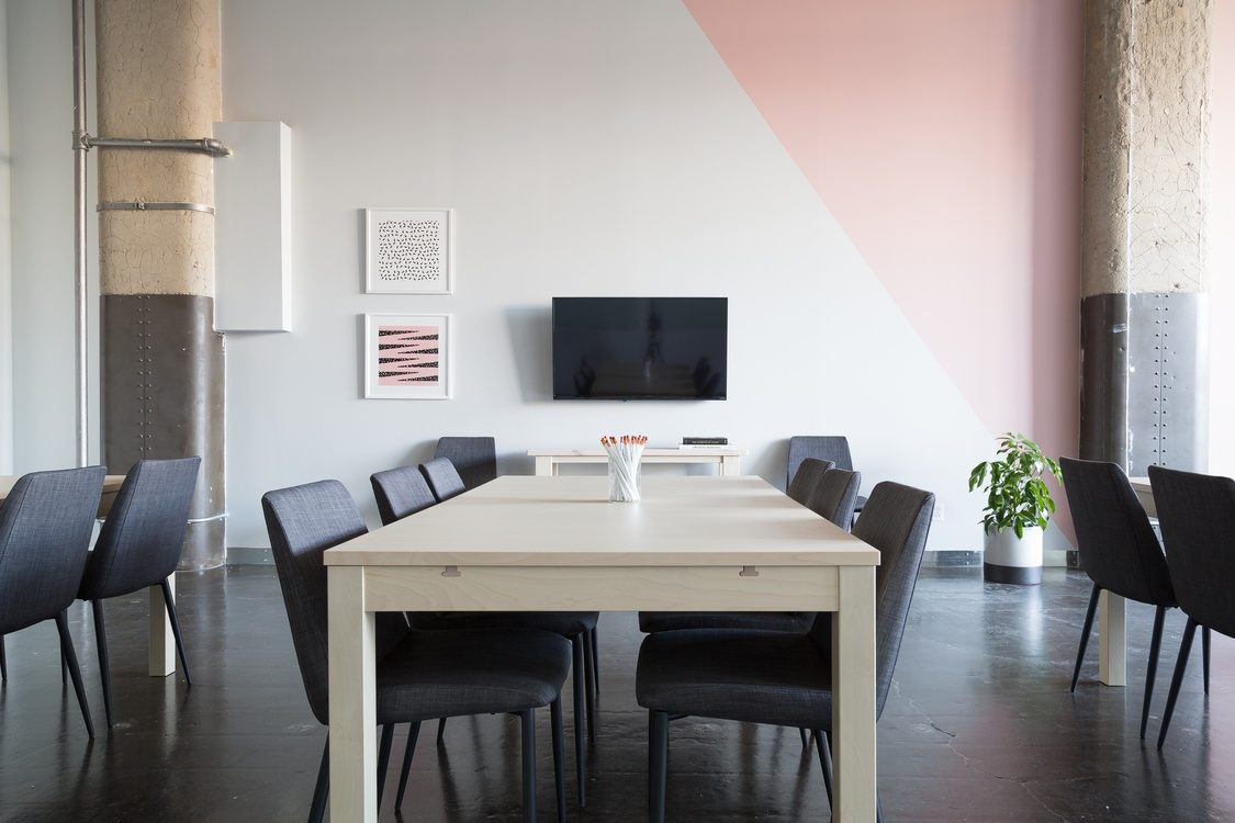 Loft,Office,Interior Design
