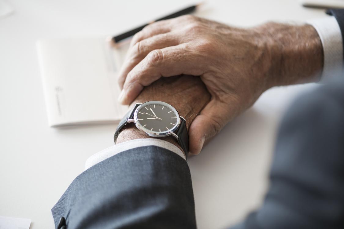 Wrist,Watch,Time