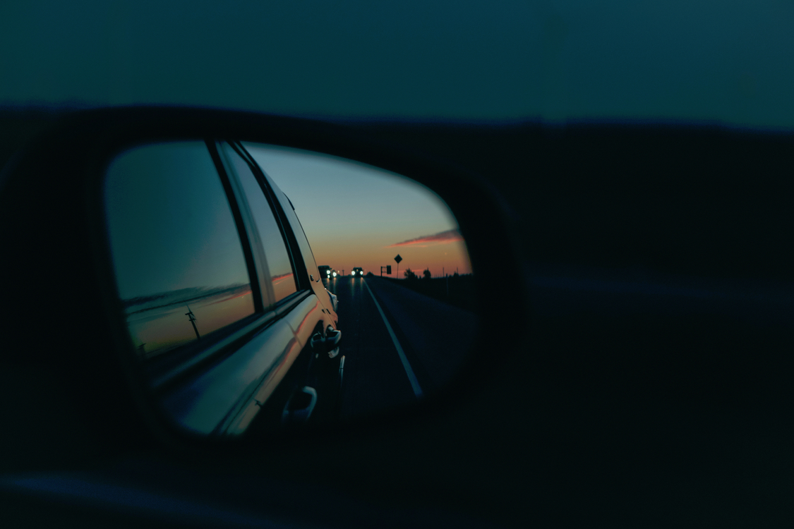 Family Car,Rear View Mirror,Atmosphere