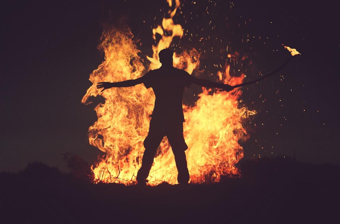 Phenomenon,Fire,Campfire