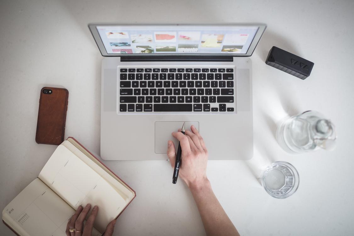 Electronic Device,Desk,Technology