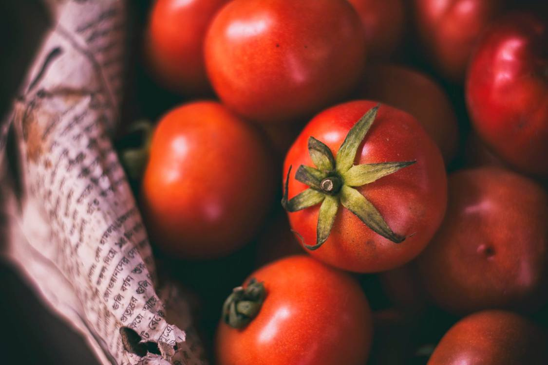 Tomato,Superfood,Bush Tomato