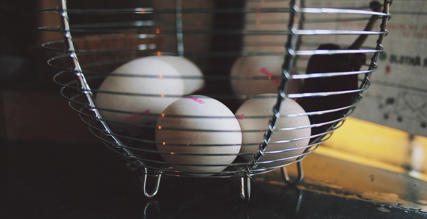 Light,Net,Egg Sandwich