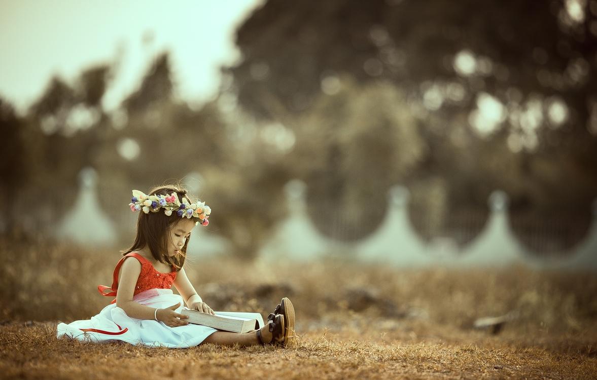 Girl,Grass,Stock Photography