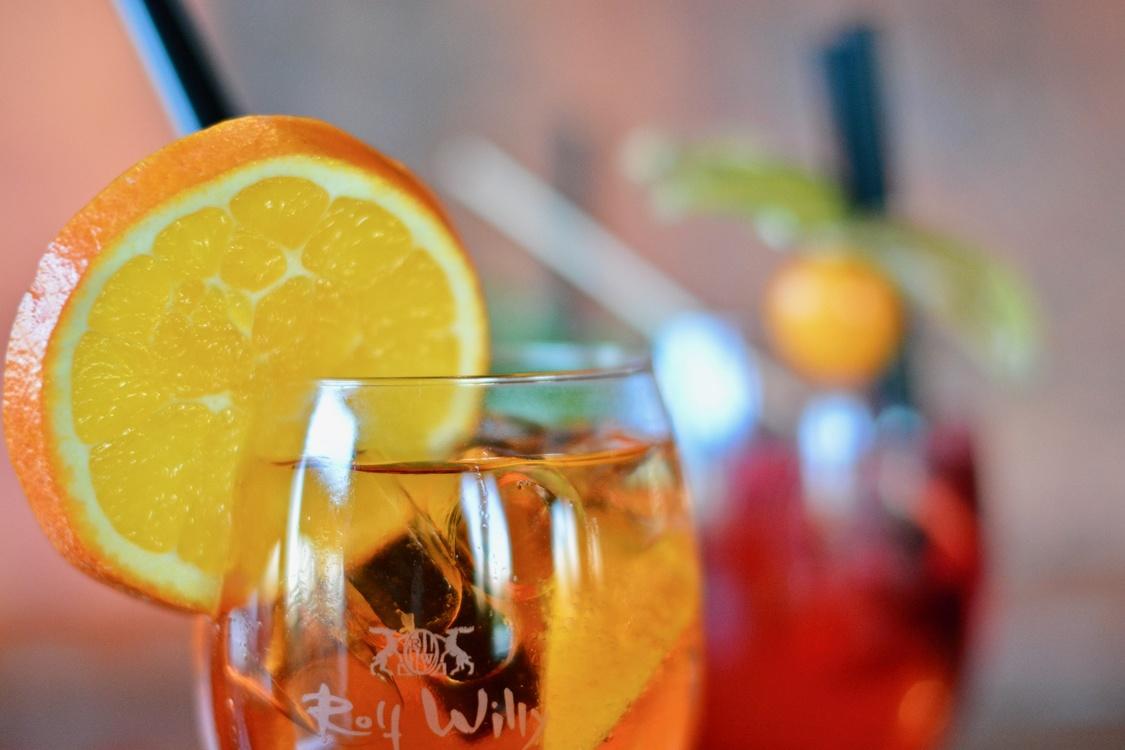 Non Alcoholic Beverage,Orange Juice,Cocktail