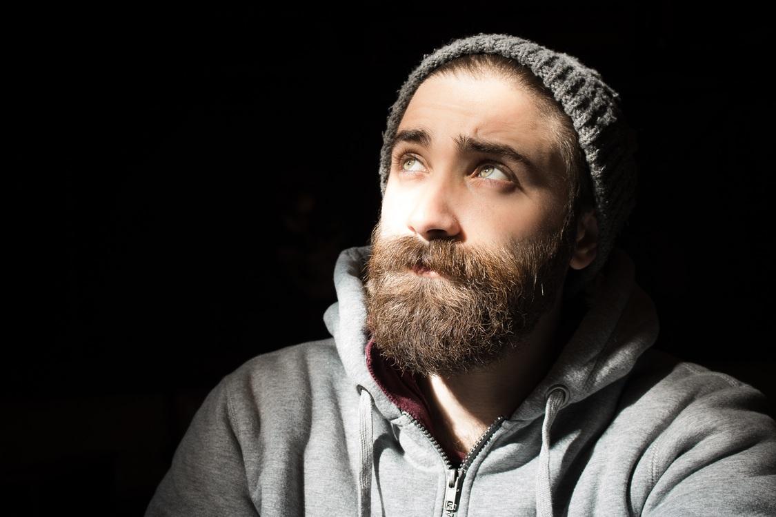 Hair,Beard,Moustache
