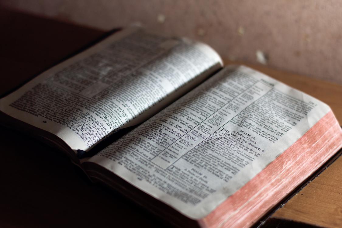 Book,Bible,King James Version