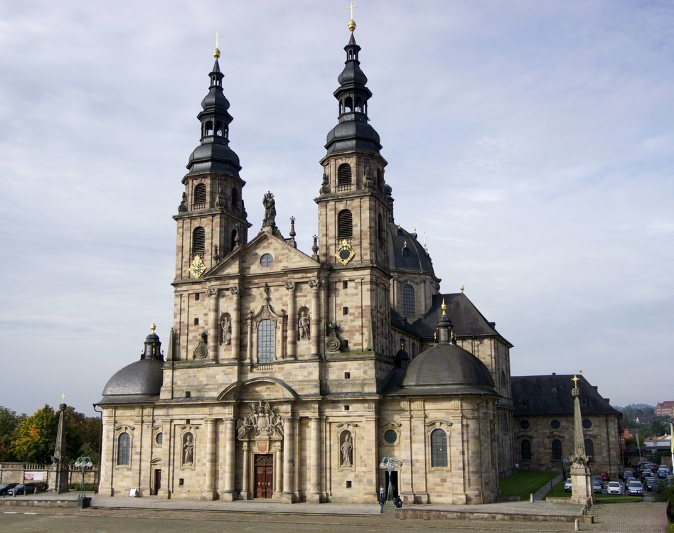 Basilica,Estate,Spire
