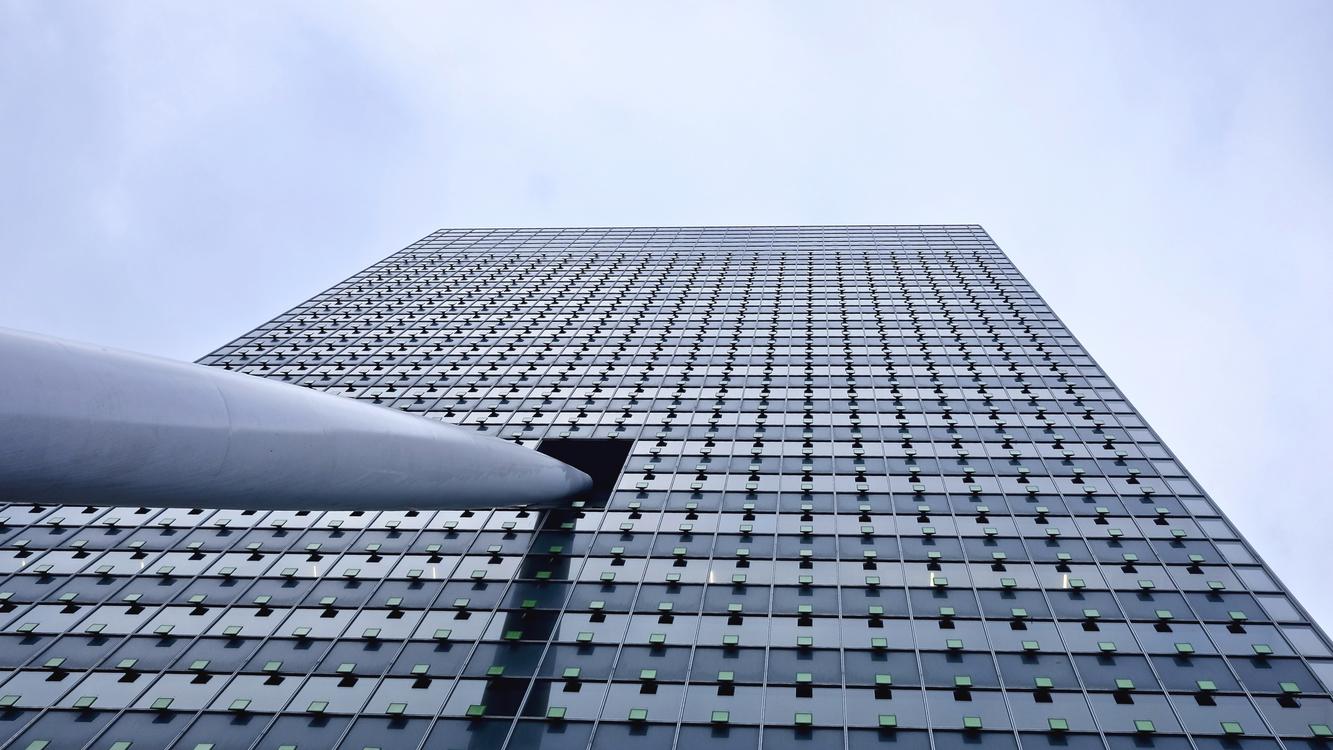 Building,Metropolis,Tower Block