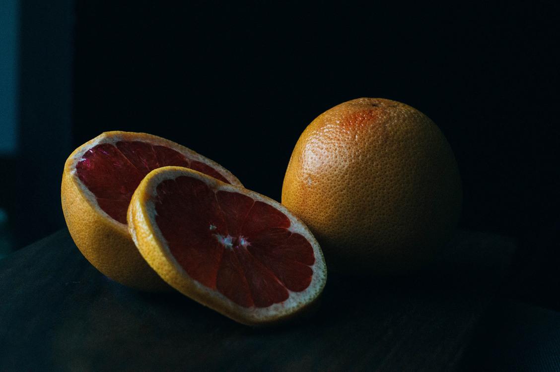 Mandarin Orange,Close Up,Tangelo