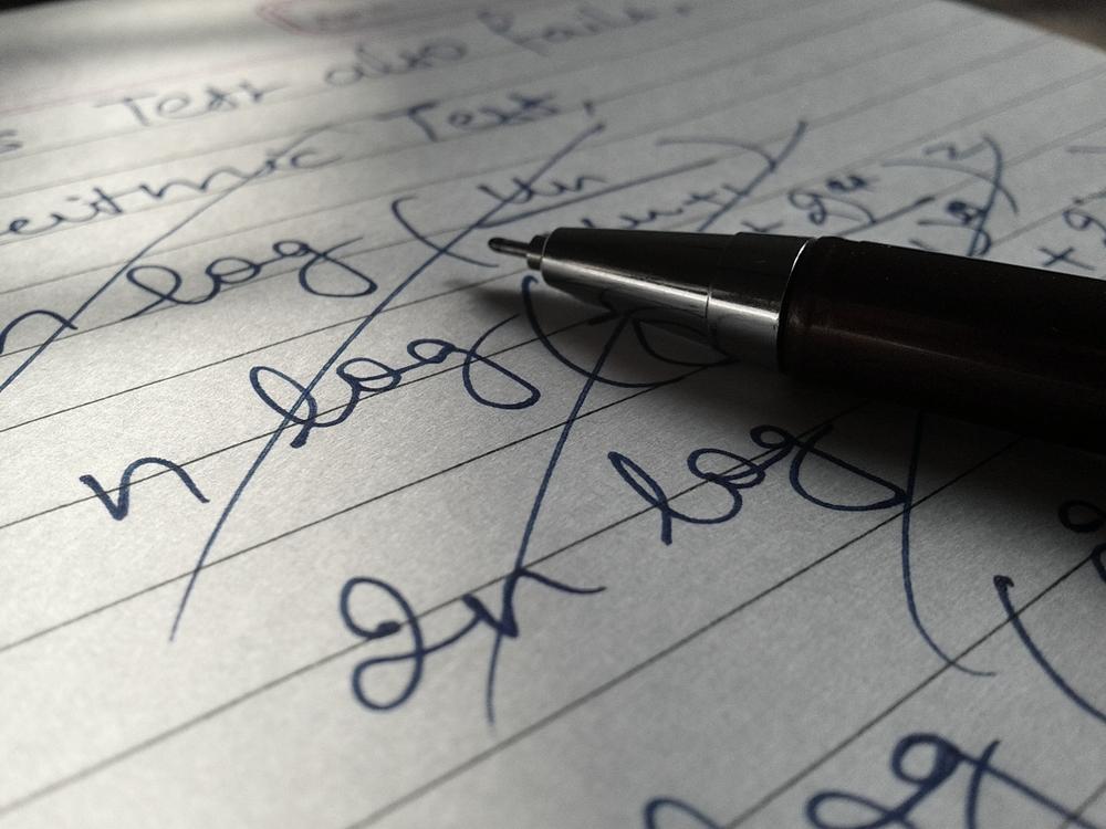 Close Up,Text,Writing