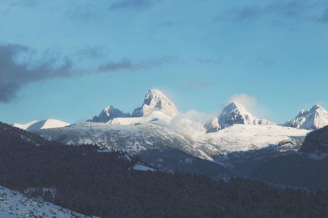 Alps,Mountain,Cirque