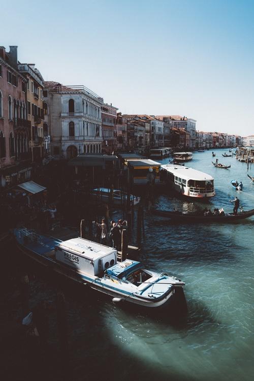 Canal,Watercraft,Harbor