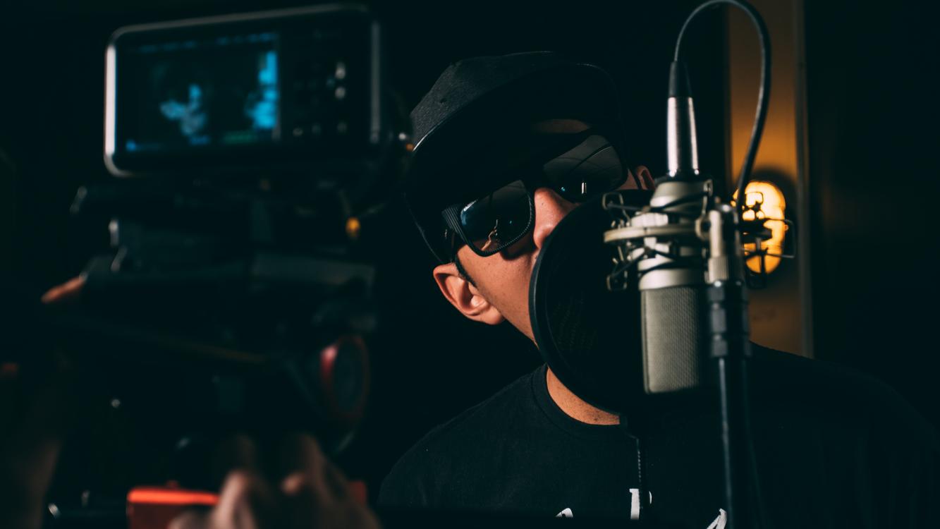 Sound,Night,Microphone